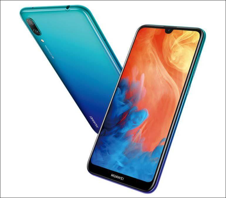 Huawei-Y7-Pro-2019-2 مقایسه هواوی Y7 پرو 2019 با شیائومی می پلی (Mi Play) و آنر پلی 8A