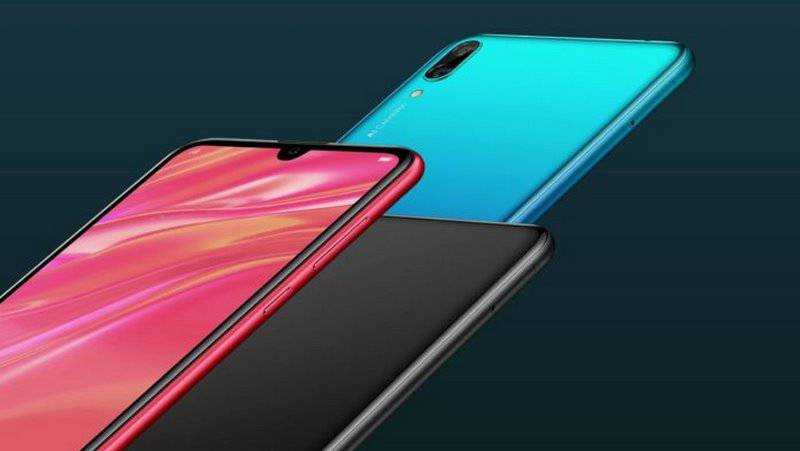 Huawei-Y7-Pro-2019 مقایسه هواوی Y7 پرو 2019 با شیائومی می پلی (Mi Play) و آنر پلی 8A