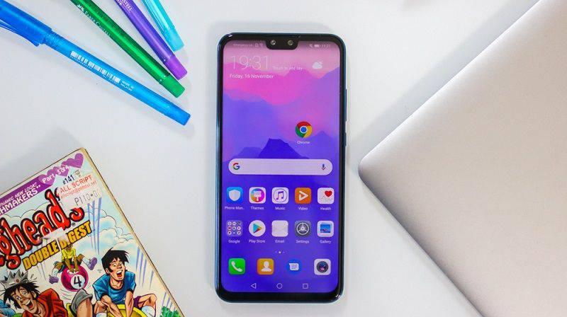 Huawei-Y9-2019-product-shot- ۴ دلیل برای اینکه Y9 2019 هوآوی را بخریم