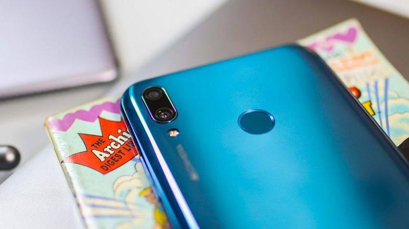 Huawei-Y9-2019-product-shot-6 ۴ دلیل برای اینکه Y9 2019 هوآوی را بخریم