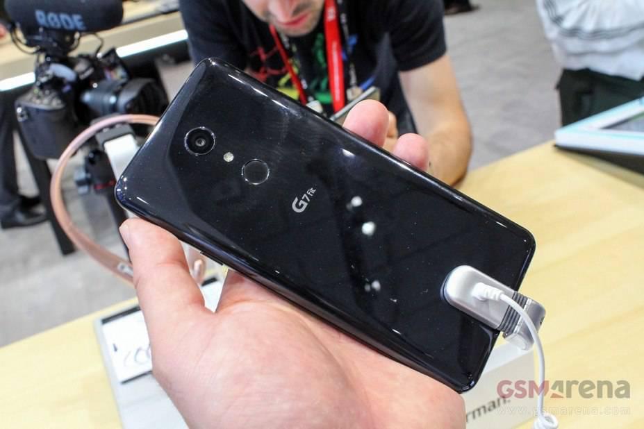 LG-G7-Fit-Front منتظر گوشیهای میانرده جدید الجی Q9 و الجی Q9 وان باشید