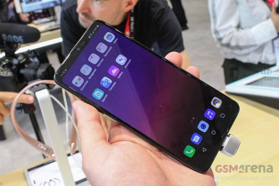 LG-G7-Fit منتظر گوشیهای میانرده جدید الجی Q9 و الجی Q9 وان باشید