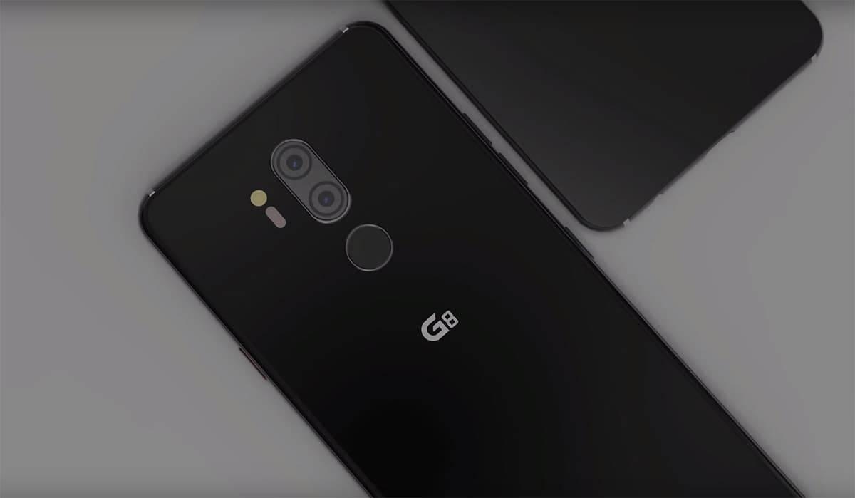 LG-G8-ThinQ احتمالا گوشی الجی G8 فاقد اسپیکر خواهد بود!
