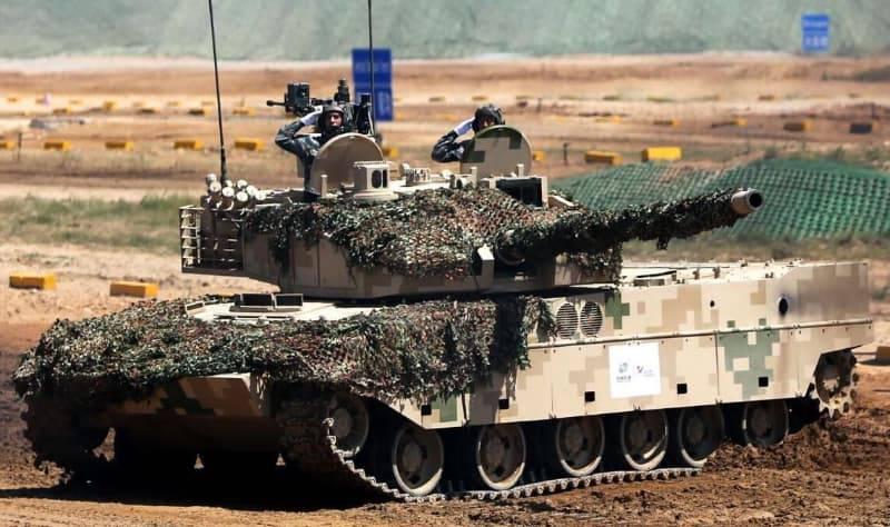 china-accepts-new-type-15-light-tank-1 ارتش چین به تانک سبک Type 15، ویژه مناطق کوهستانی مجهز شد!