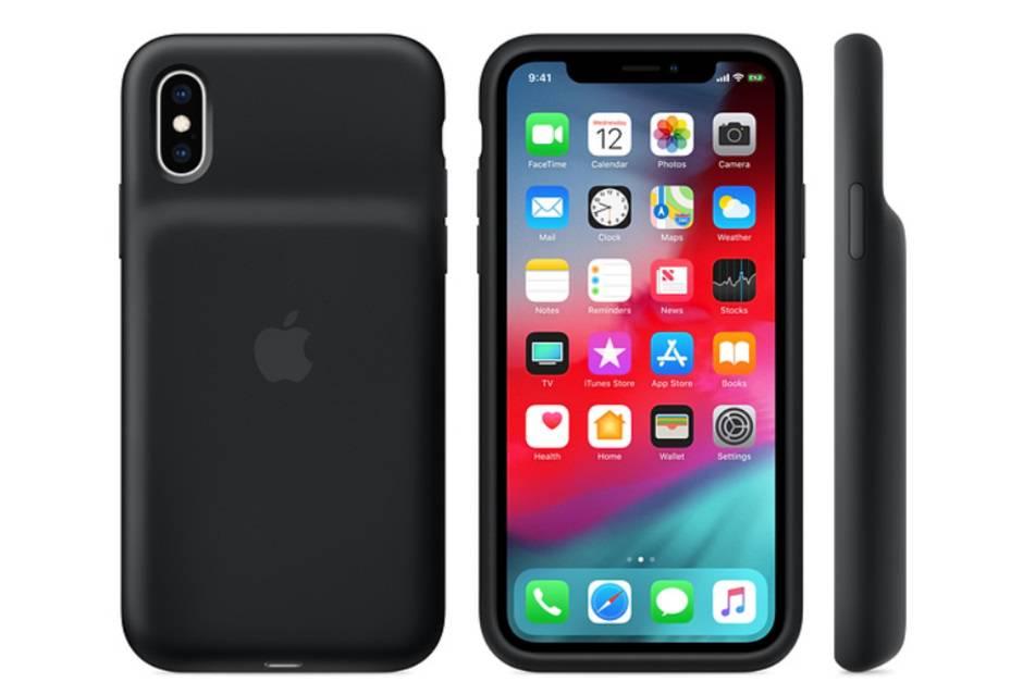 iPhone-XSXR-Smart-Battery-Cases-go-official-with-Qi-charging-support عرضه رسمی کیسهای باتری هوشمند با پشتیبانی از شارژ Qi برای آیفون XS و آیفون XR