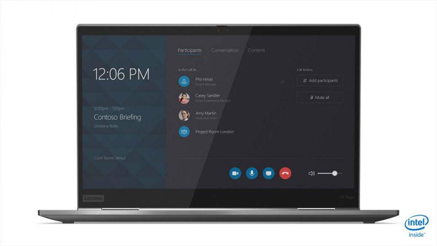 lenovo-yoga-2019_official_04-e1547030064122 لپتاپ لنوو ThinkPad X1 Yoga 2019 با بدنهای از جنس آلومینیوم CNC معرفی شد