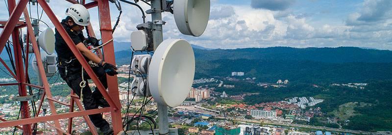 om-01 نتایج افزایش آنتنهای BTS در سطح شهر: سیگنال بهتر و اینترنت پرسرعتتر