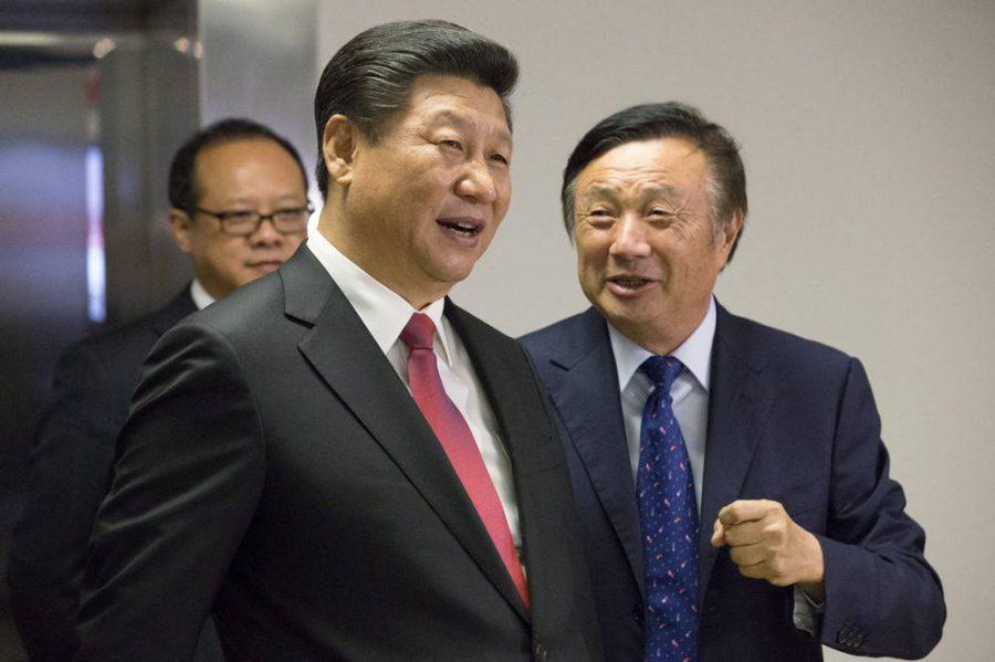 reuters-huaweiRen-Zhengfei-e1547634328178 موسس هواوی ادعای جاسوسی کمپانی برای دولت چین را رد کرد