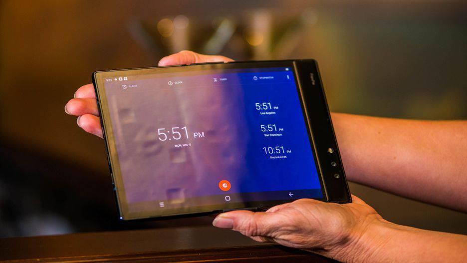 royole-flexpai-9264 تنها گوشی انعطافپذیر واقعی دنیا در نمایشگاه CES 2019 به فروش میرسد!