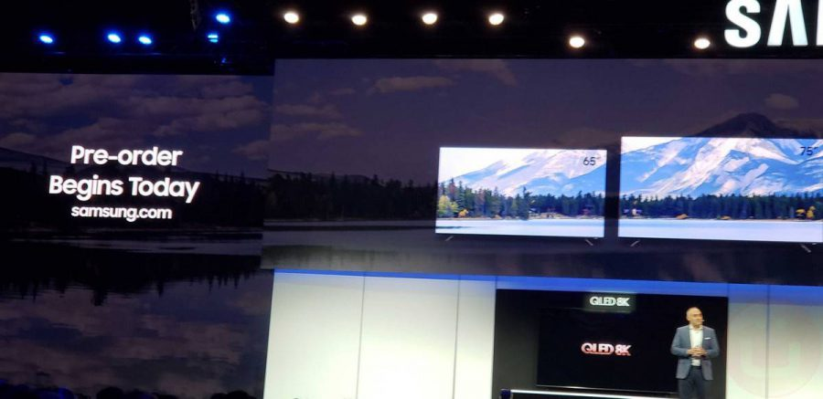 samsung-qled-8k-3-e1546938328208 سامسونگ تلویزیونهای QLED 8K جدید خود شامل یک مدل 98 اینچی را معرفی کرد
