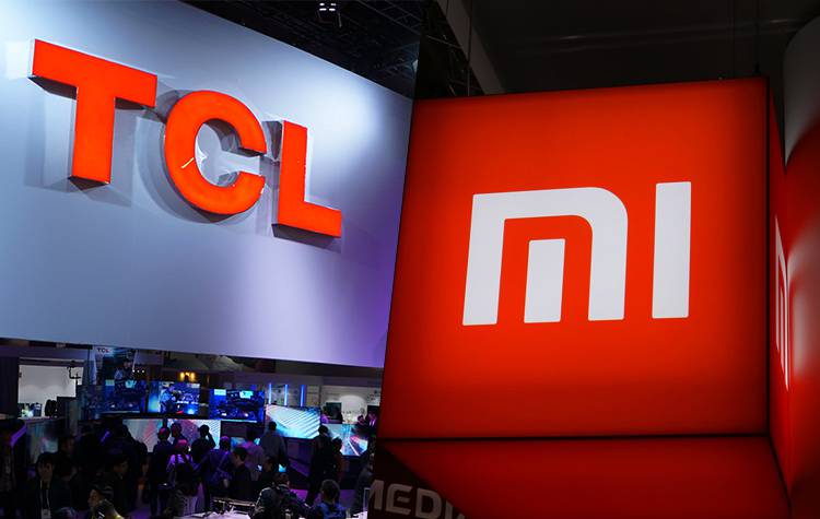 tcl-xiaomi سرمایهگذاری رسمی شیائومی در TCL با خریداری بیش از 65 میلیون سهام این شرکت
