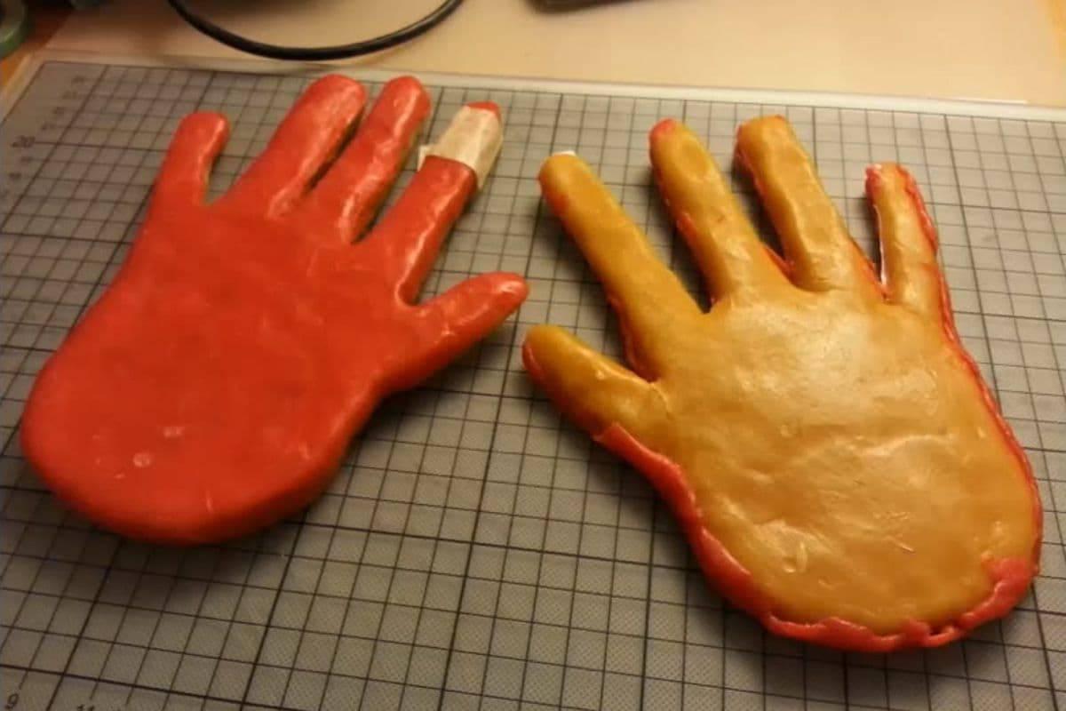 wax_hand.0-1 کشف یک روش جدید برای هک کردن سنسور تشخیص اثر انگشت!
