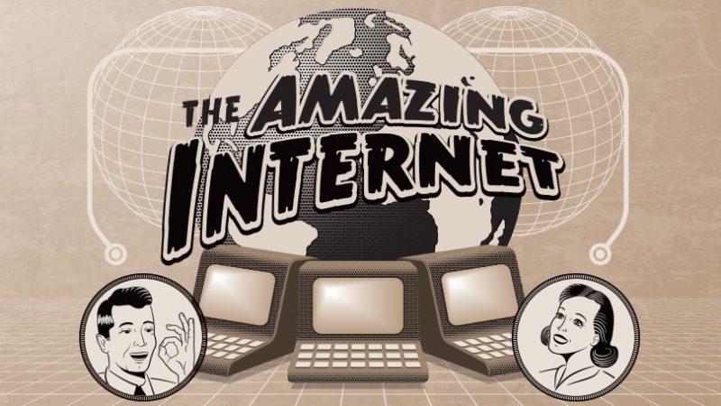 30سالگیت مبارک اینترنت!