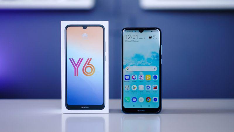 Y6 Pro 2019