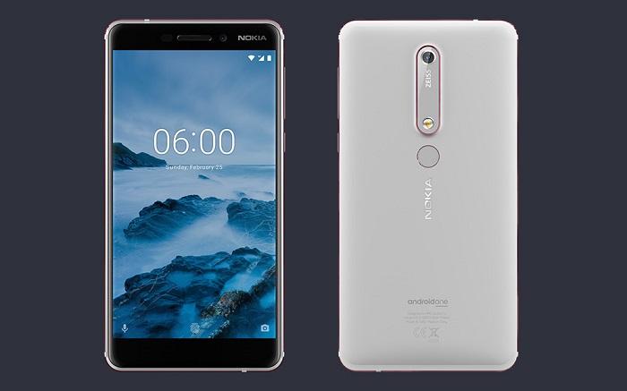 nokia 6 1 white1 - گوشیهایی که باید بخریم و نخریم!