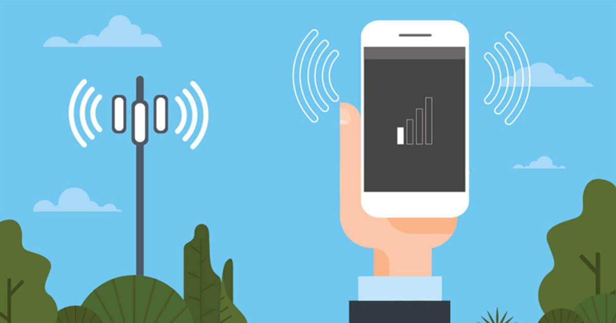 افزایش آنتندهی گوشیهای موبایل