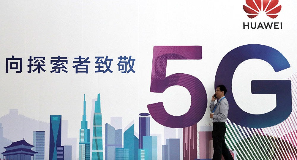 تجهیزات اینترنت 5G هواوی