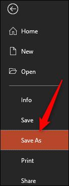 کاهش حجم فایلهای پاورپوینت