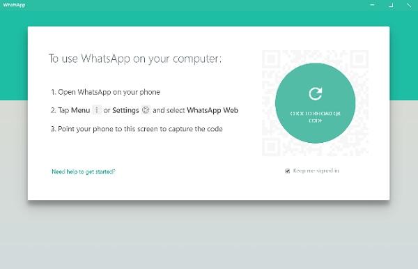 آموزش نصب و کار کردن با واتساپ وب