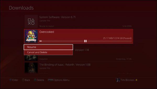 افزایش سرعت دانلود در PS4