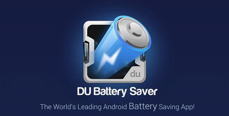 اپلیکیشن DU Battery Saver
