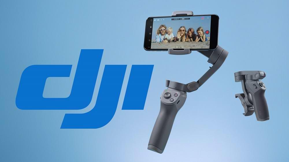 پایه DJI Osmo Mobile 3