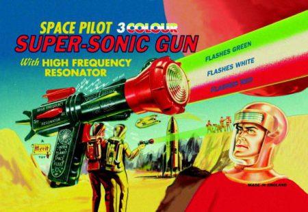 سلاح صوتی
