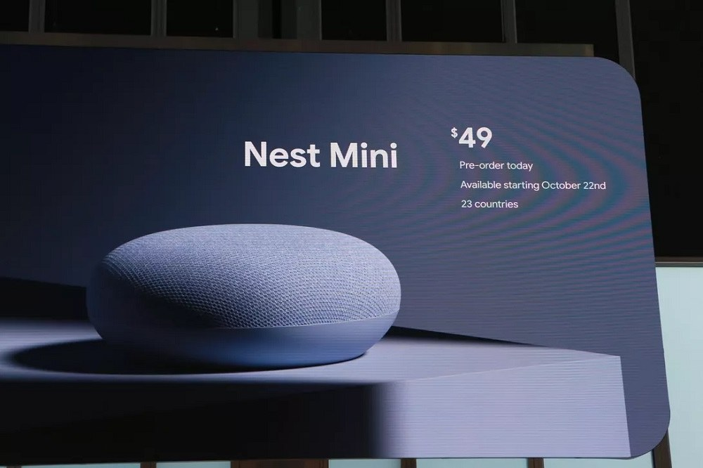 اسپیکر Nest Mini