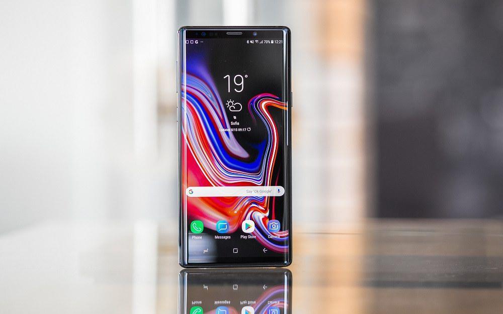 اندروید 10 گلکسی S9