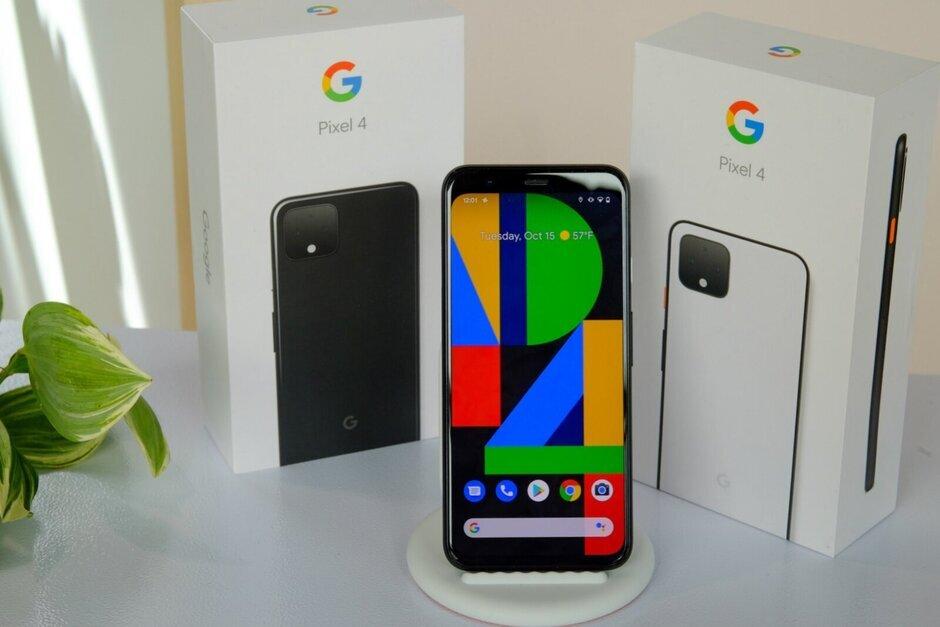گوگل پیکسل 4