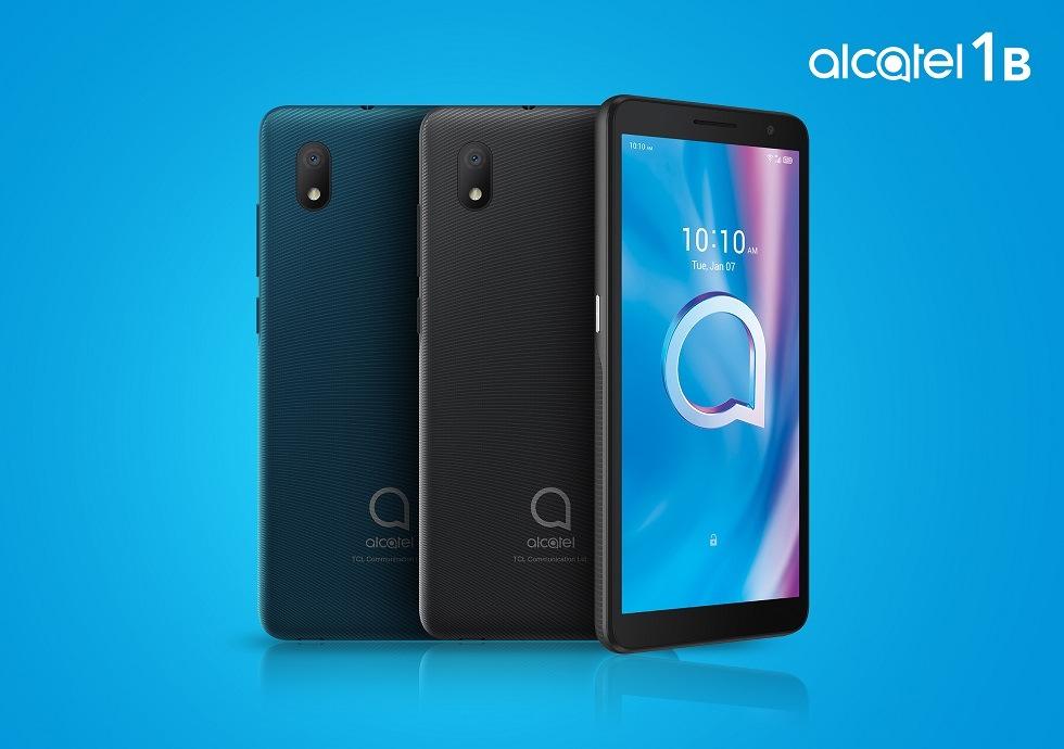 تلفنهای جدید آلکاتل