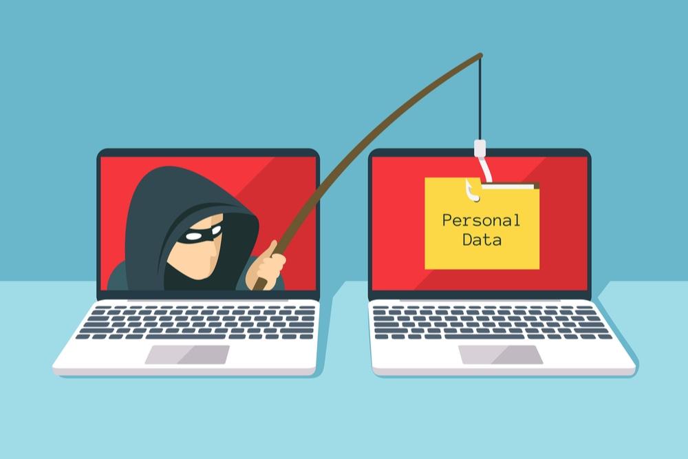 فیشینگ phishing