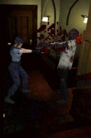زامبی Resident Evil