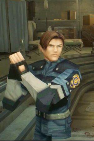 زامبی Resident Evil 2