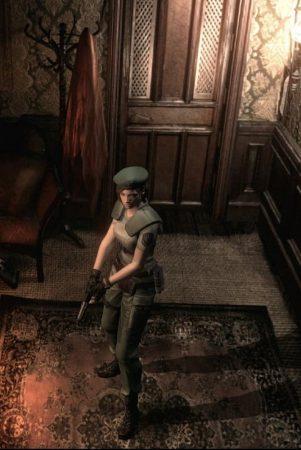زامبی Resident Evil Remake