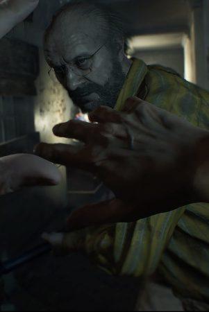 زامبی Resident Evil 7