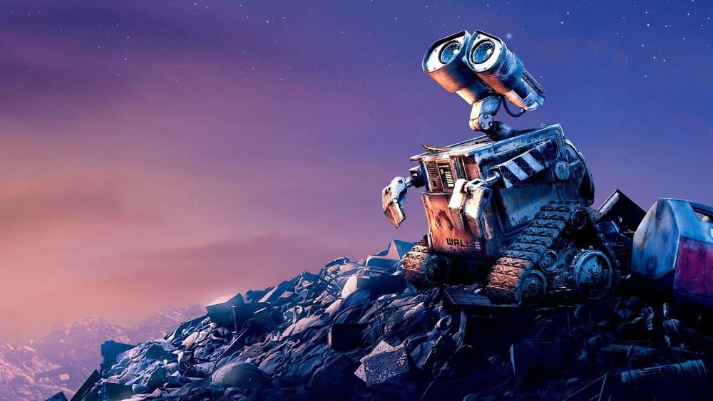 ساخت ربات wall-e
