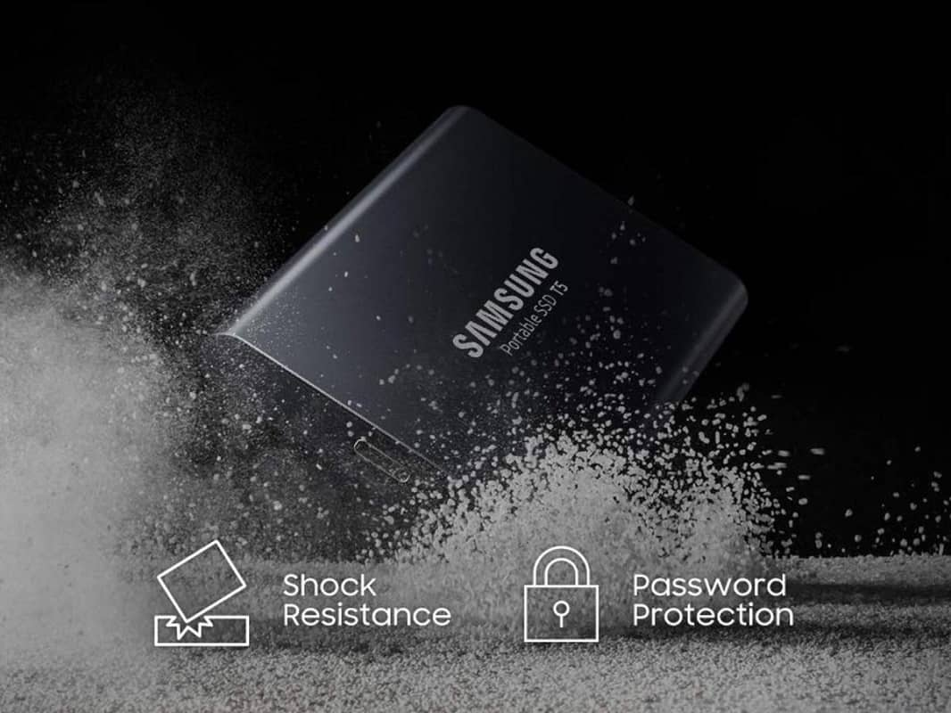 بررسی حافظه SSD قابلحمل سامسونگ مدل T5 - ترجمه علم