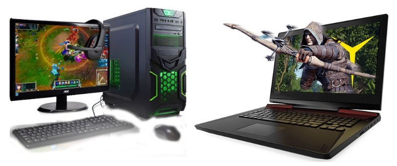 لپتاپهای گیمینگ یا کامپیوترهای قوی کدام یک انتخاب بهتری هستند؟