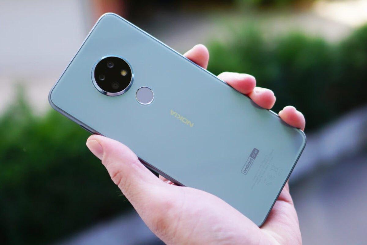 Nokia 6.2 128G - گوشی موبایل نوکیا ۶٫۲