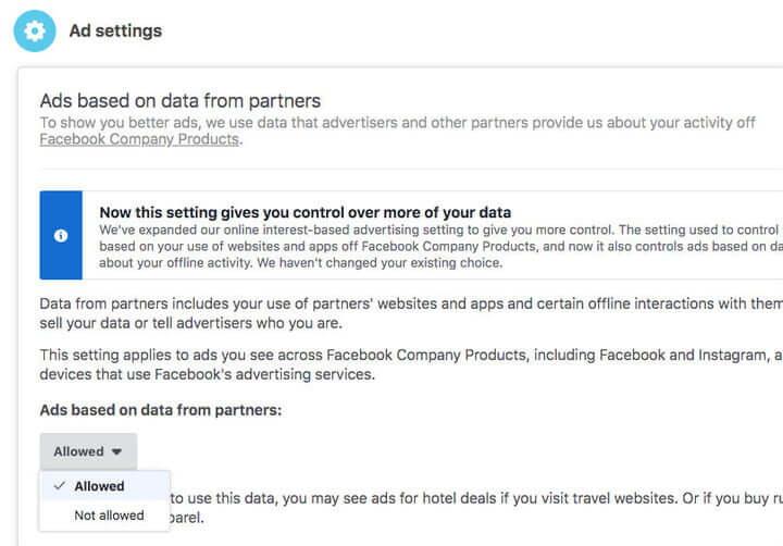 کنترل تبلیغات آنلاین