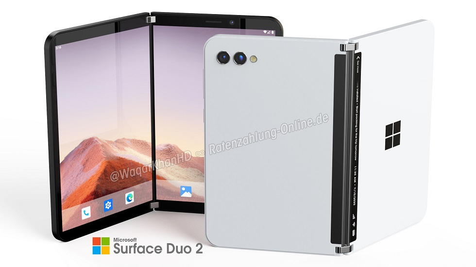 Surface Duo مایکروسافت