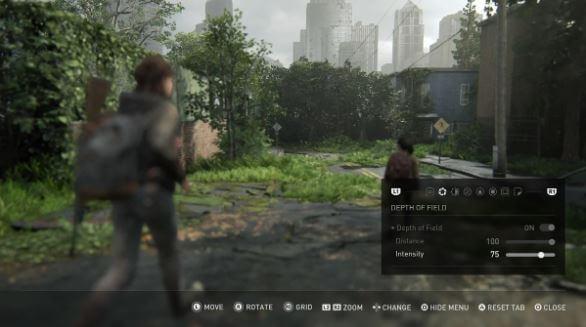 راهنمای photo mode بازی The Last of Us Part 2