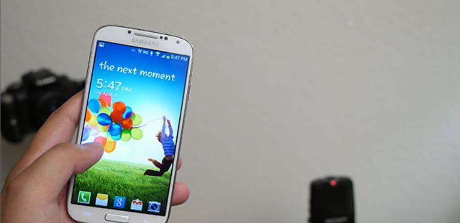 گوشی گلکسی S4 پرفروشترین گوشی هوشمند این غول کرهای به شمار میرود