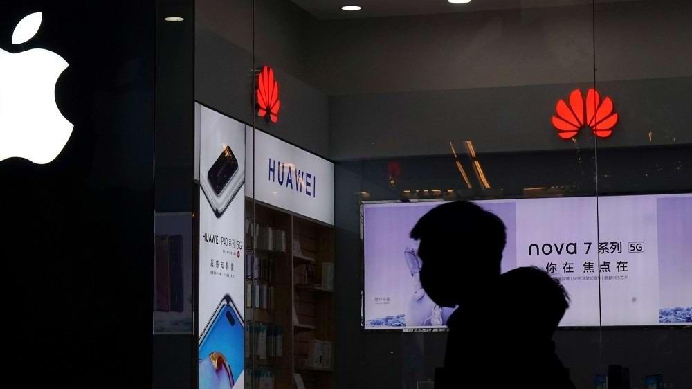 هواوی برای اولین بار در سال 2019 با عبور از اپل سهم خود از بازار تلفن همراه را افزایش داده بود