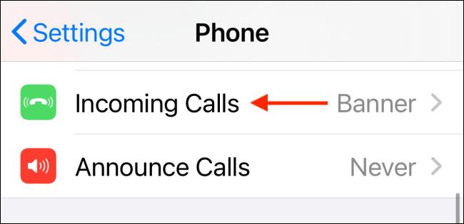 تمام صفحه کردن تماسهای ورودی آیفون