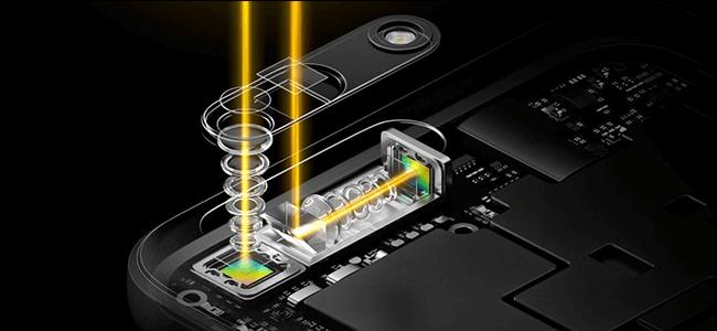 لنز پریسکوپی گوشیهای هوشمند