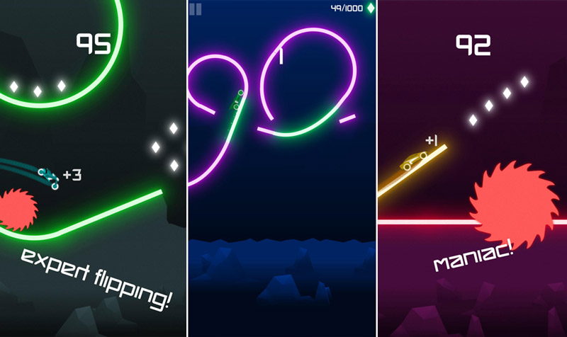 Untitled 2 - معرفی 10 بازی موبایلی برتر برای بازی در مترو و اتوبوس!