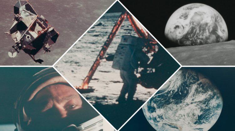 تنها عکس نیل آرمسترانگ روی ماه به فروش رسید