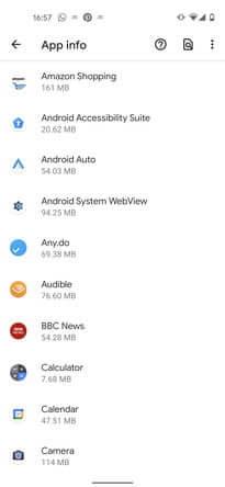 کاربرد Android System WebView